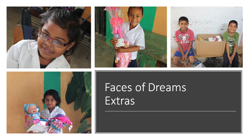 FACES OF DREAMS SPONSORSHIP